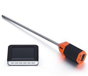 Bezdrátová, tyčová inspekční kamera (kamera do strany)