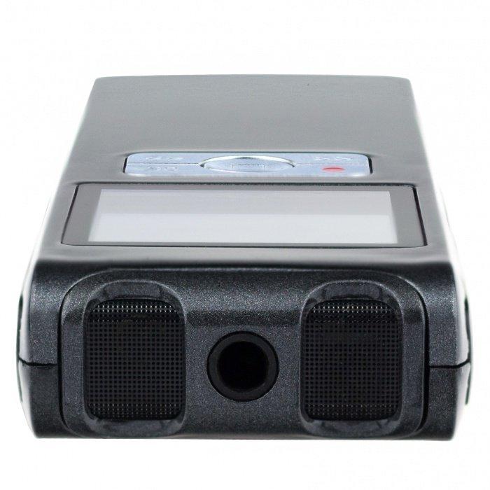 DVR-308A Diktiergerät mit Funkmikrofon
