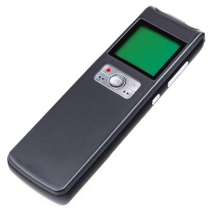 Diktafon s extrémní výdrží až 300 hodin