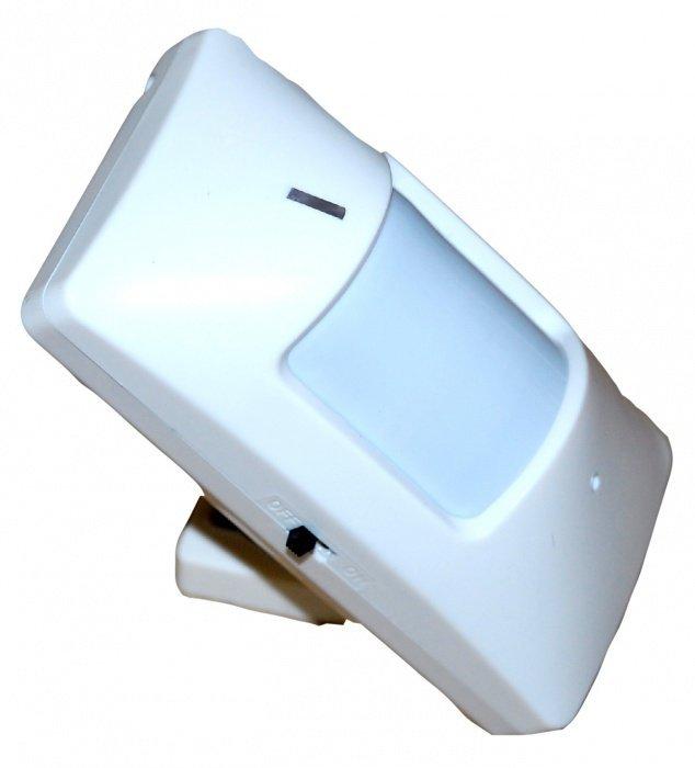 Secutron UltraLife kamera v PIR čidle - výdrž 30 dní