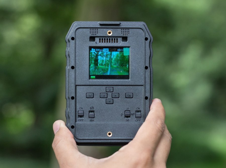 Full HD fotopast Secutek SWL-3.0C se špičkovou výbavou