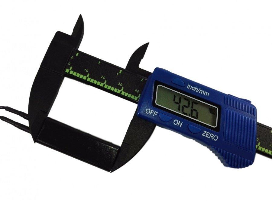 Mini UHF štěnice do zásuvky - 220V napájení, VOX