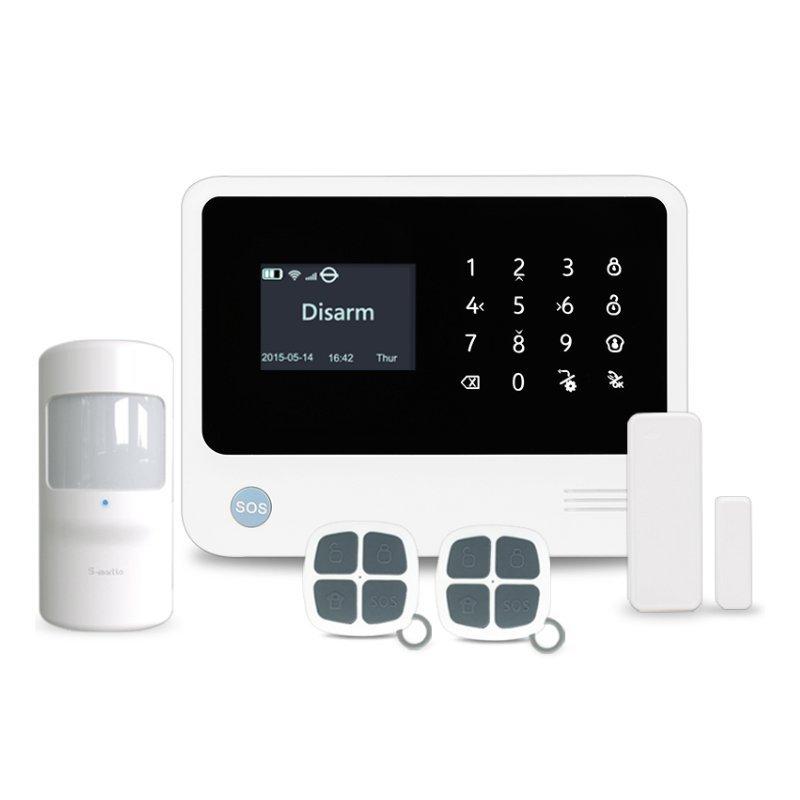 WiFi-s GSM riasztó GS-G90B Plus