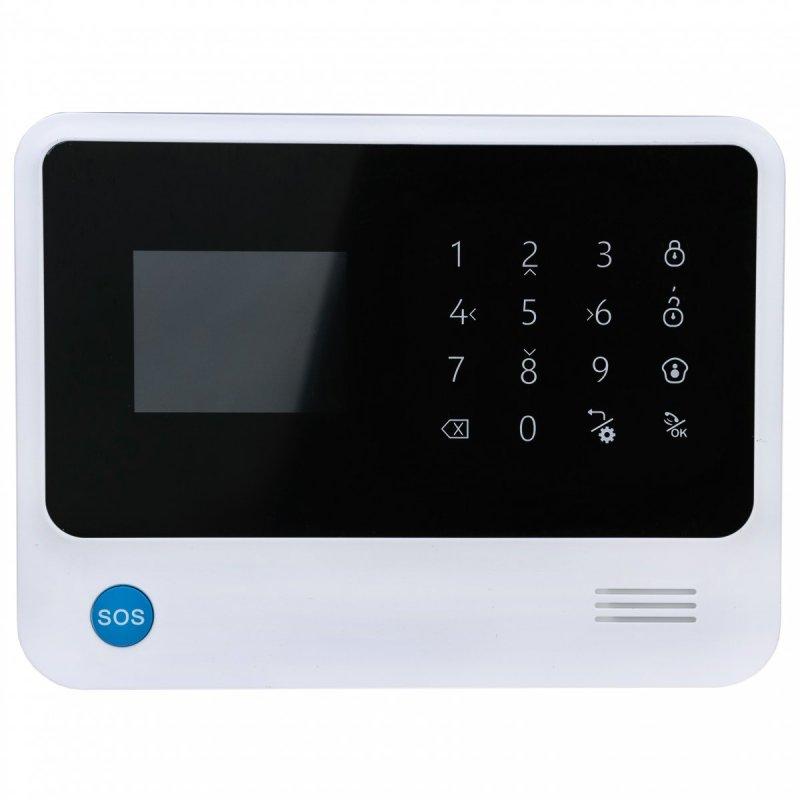 GSM alarm s WiFi - SPOLEČNOST