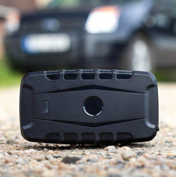 GPS lokátor do auta Secutek SGT-209B - výdrž 400 dní