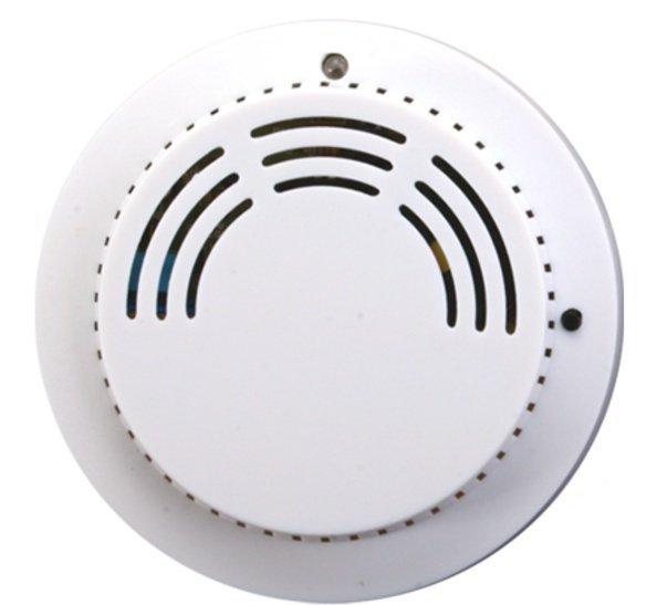 Bezprzewodowy czujnik dymu z alarmem