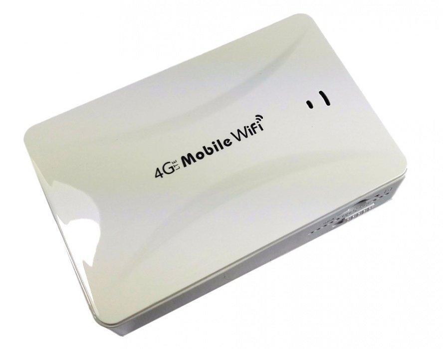 Secutron SCN-4GRT 4G LTE modem - WiFi, LAN
