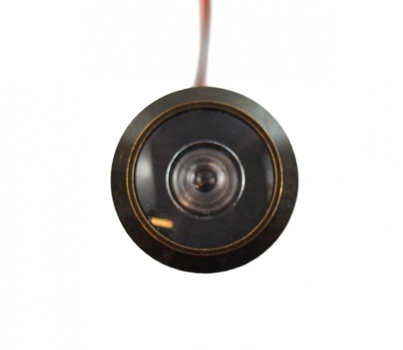 Secutron UltraWide ajtókukucskáló kamerával - 180°