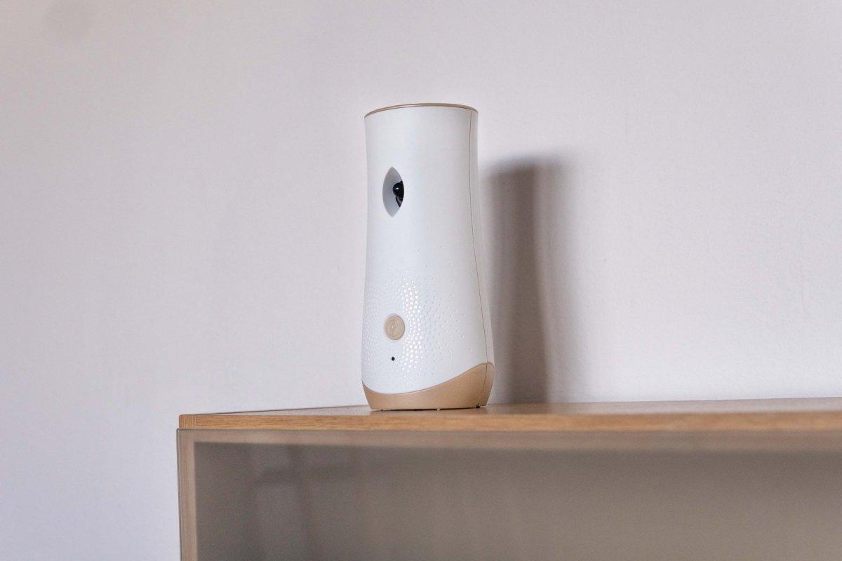 Secutron UltraLife kamera v osvěžovači vzduchu - výdrž 54 dní