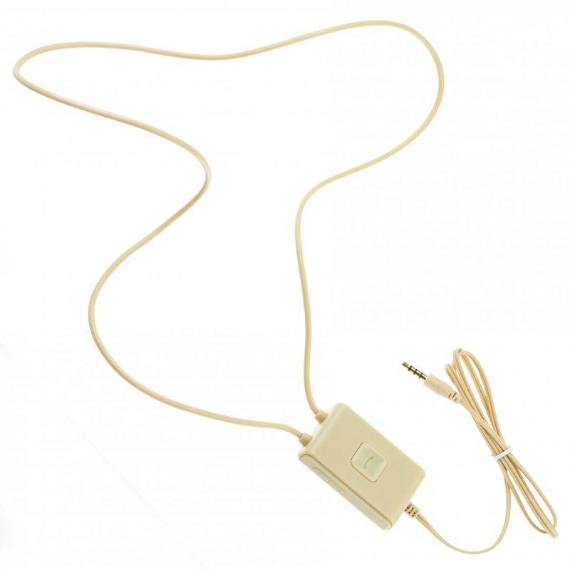 Zestaw mikrosłuchawki z pętlą indukcyjną BASIC