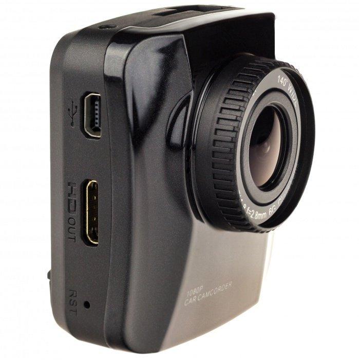 Kamera do auta 1080p A71N, 120°, G-senzor