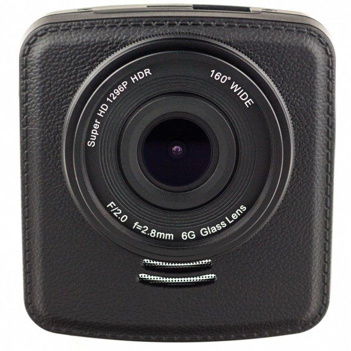 Spitzenkamera ins Auto C81 - 1296p, GPS, 160°