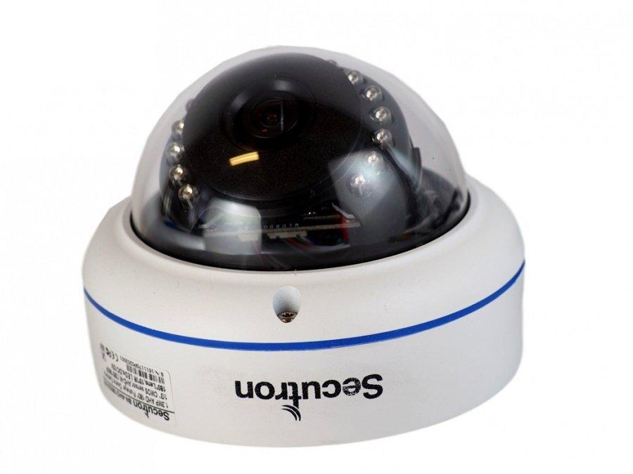 Secutron AHD-180DV/IR - 1.3Mp 180° AHD kamera