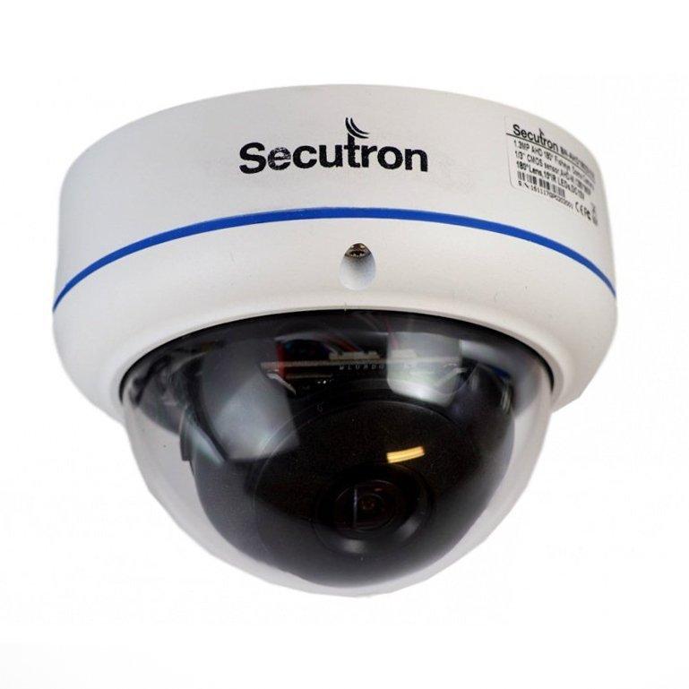 Secutron AHD-130DV/IR - 1.3Mp 130° AHD kamera