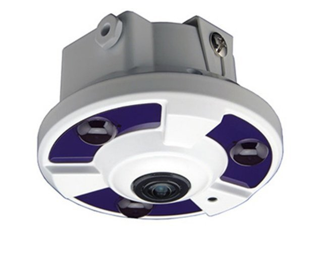 Secutron AHD-360DV/IR3 - 1.3Mp 360° AHD kamera