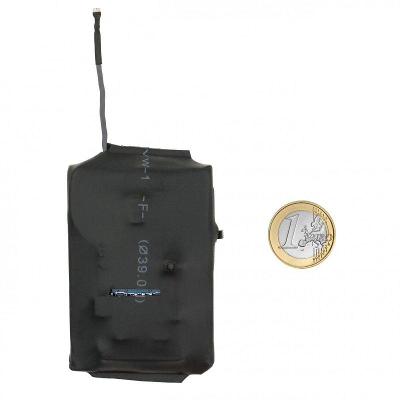 Dyktafon ze zdalnym odsłuchem i czasem pracy ok 100 dni
