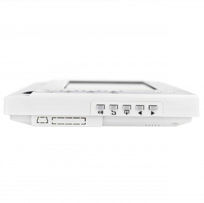 """Videozvonek Secutek VDP313+CAM210 - 7"""" LCD; noční vidění"""