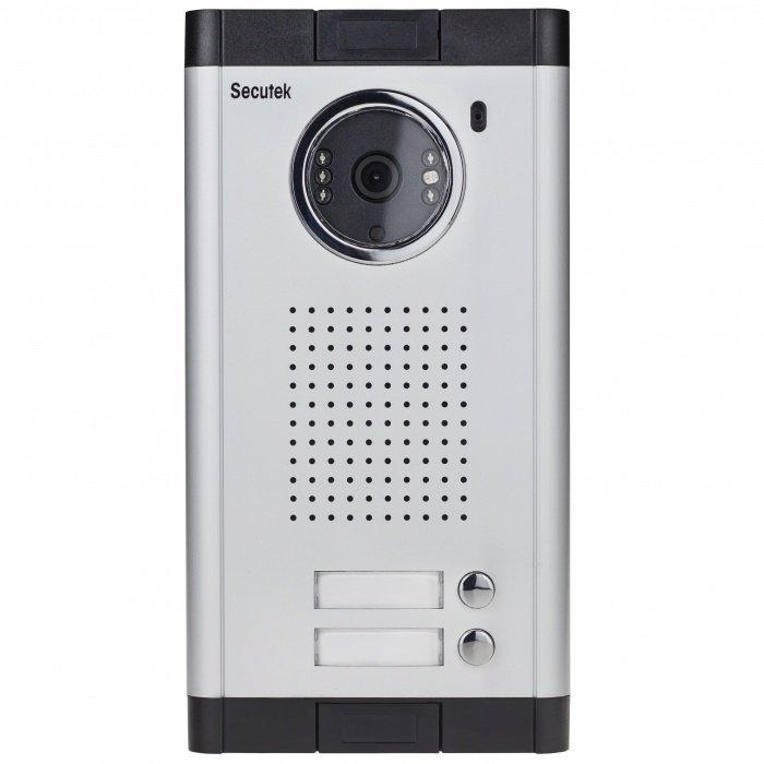 Secutek CAM211-2 dveřní kamerová jednotka