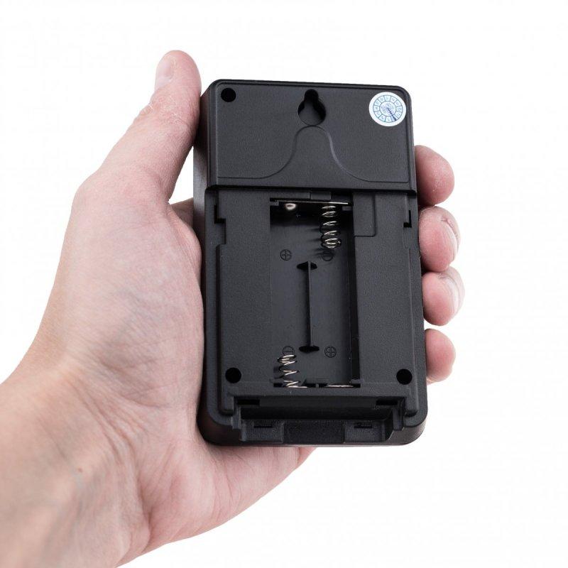 Meteostanice se skrytou Wi-Fi kamerou Secutek SAH-WS01