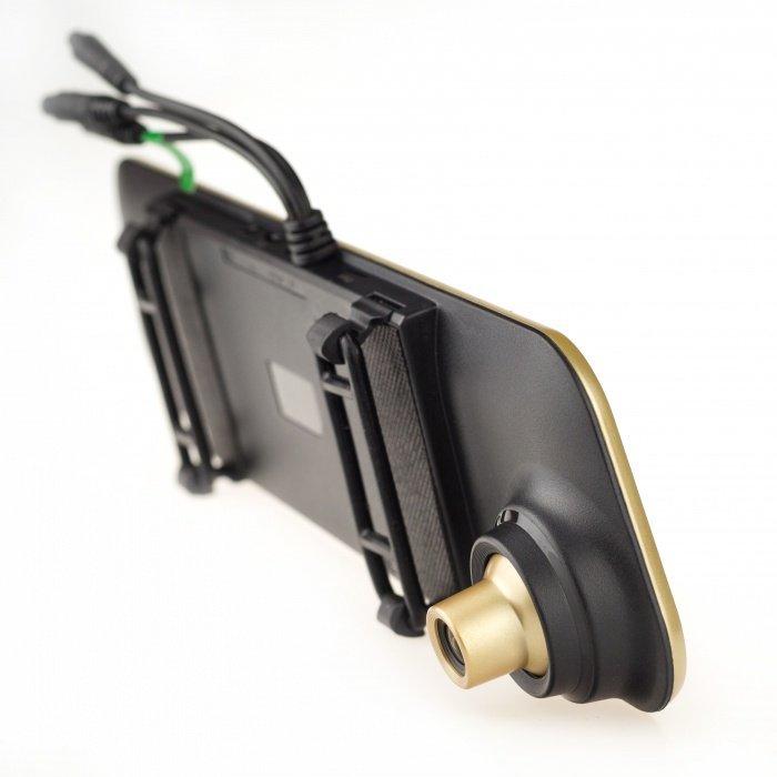 3CH Kamera im Rückspiegel Secutek C4MA