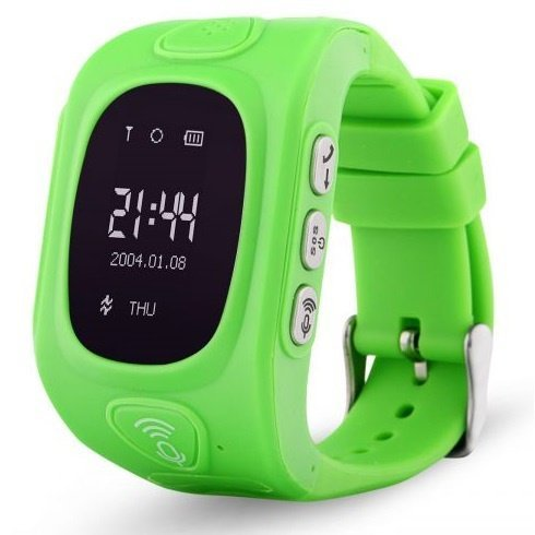 Hodinky s GPS pro děti s detekcí sundání