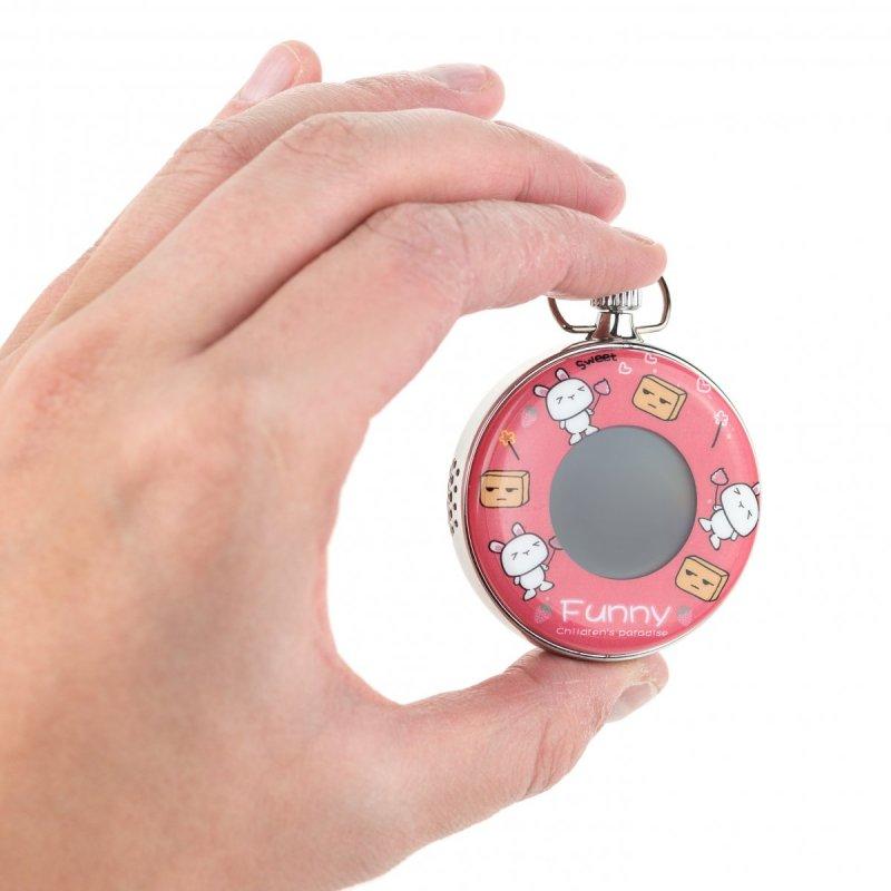 Kapesní hodinky s GPS lokátorem