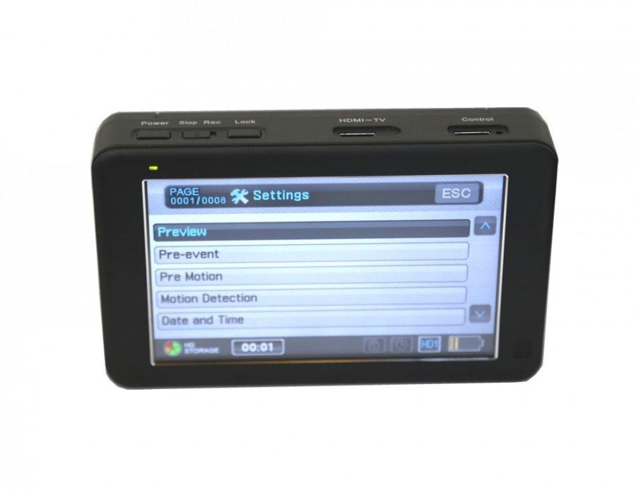 Profesionální dotykové DVR LawMate PV-1000Touch5