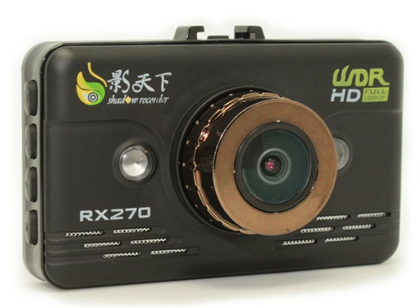 Seezus RX270 - FULL HD kamera do auta
