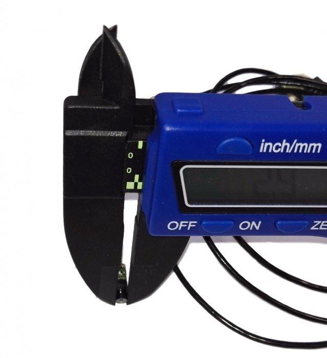 Špičková Ultra Mini CCTV kamera - 2.9mm