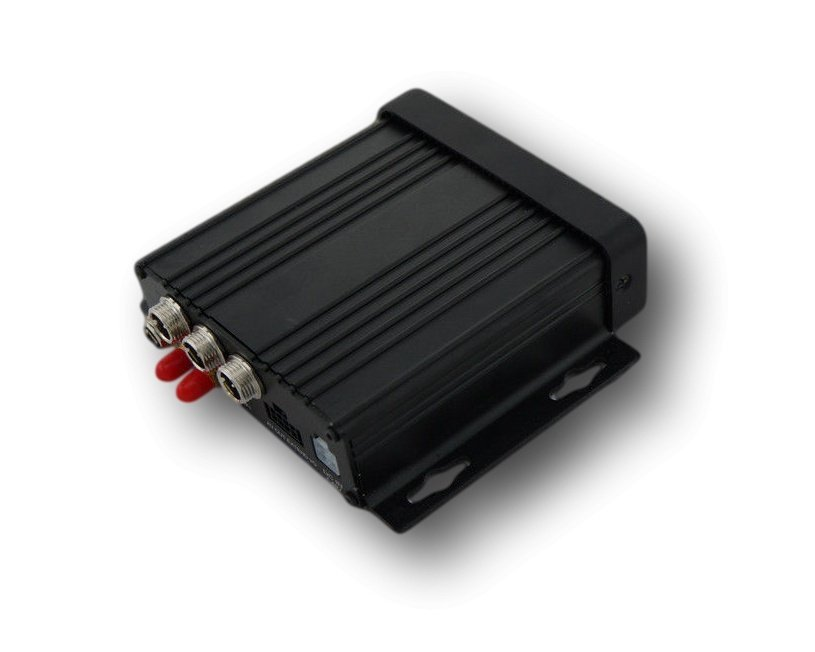 4CH AHD DVR do auta BASIC, GPS modul