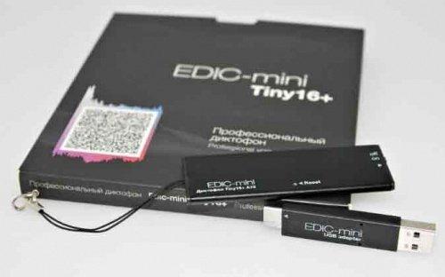 Mikrodiktafon EDIC-mini Tiny16+