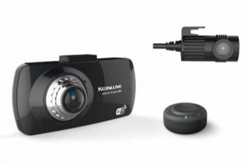 Koonlung A1 - duální kamera do auta