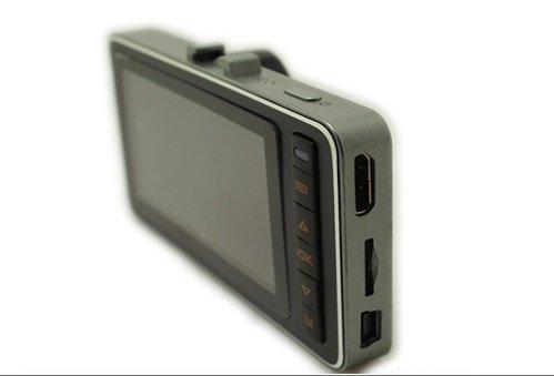 Ekonomická FULL HD kamera do auta, G-senzor