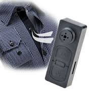 Skrytá kamera v knoflíku 720x480px