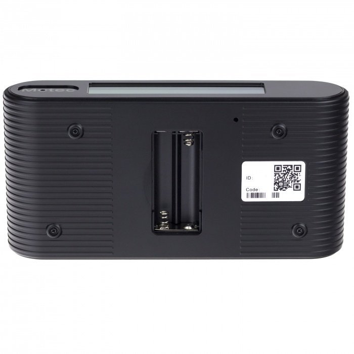 Stolové hodiny s IP kamerou Lawmate PV-FM20HDWI - 1080p, WiFi, IR