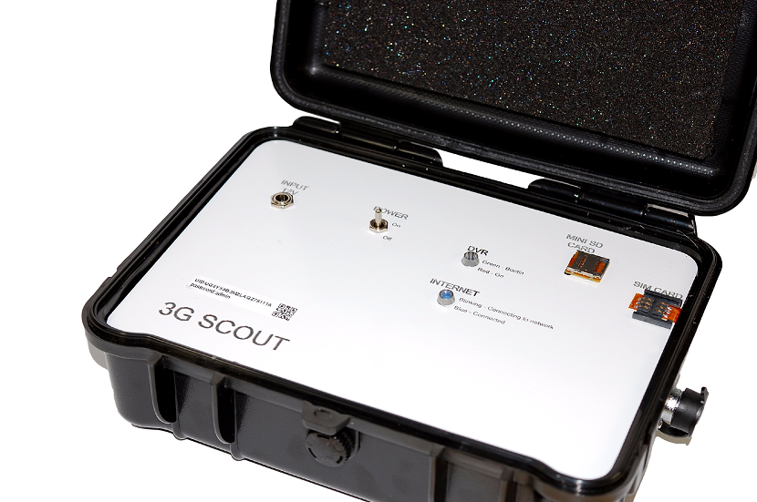 Secutron 4G Scout SCN-S1-4G