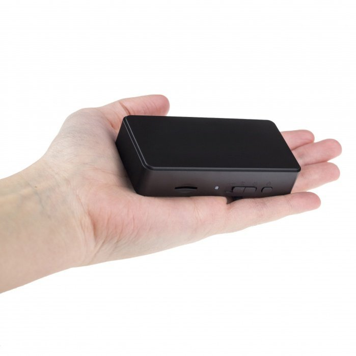 Mini kamera Zetta Z15 - 720p s tromi druhmi detekcie