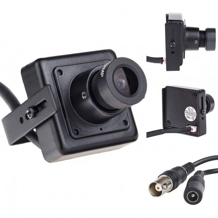 4CH kamerový AHD systém do auta Secutron CarGuard SE-4SDE