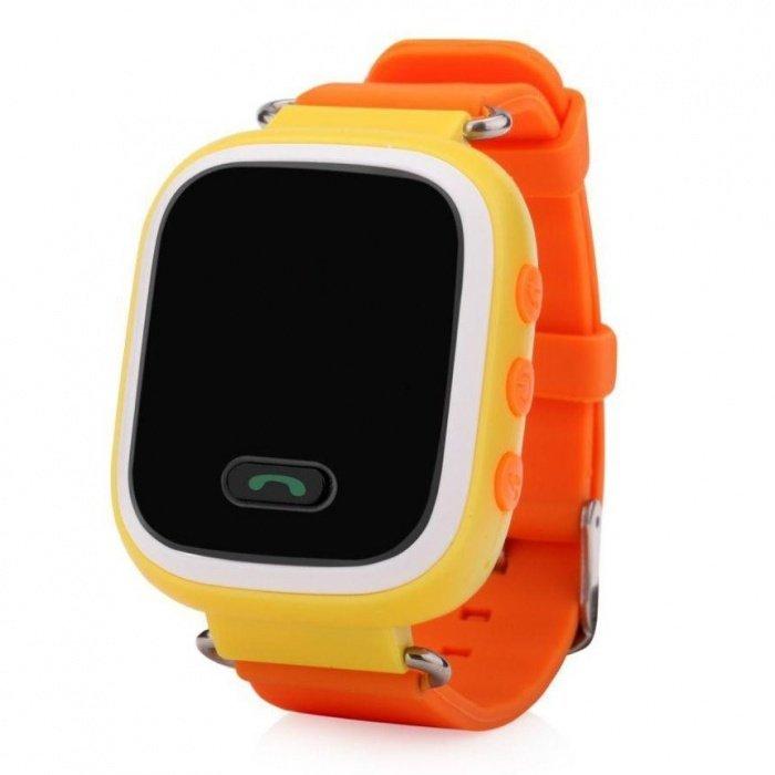 Dětské hodinky s GPS lokátorem a možností volání