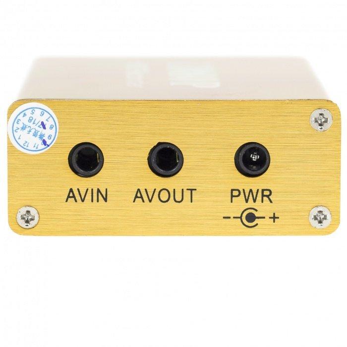 Mini AHD DVR - 1080p, Unterstützung 128 GB