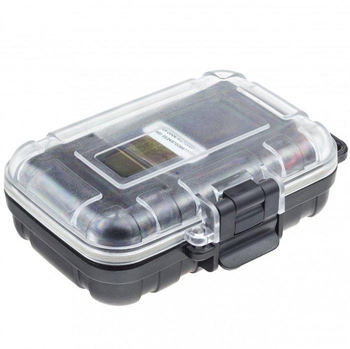 GPS Tracker EXCLUSIVE + ext. Batterie für bis zu 60 Tage Betrieb + wasserdichte Box