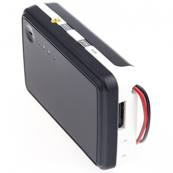 GPS lokátor EXCLUSIVE + ext. batéria pre až 120 dní prevádzky + vodotesná krabička