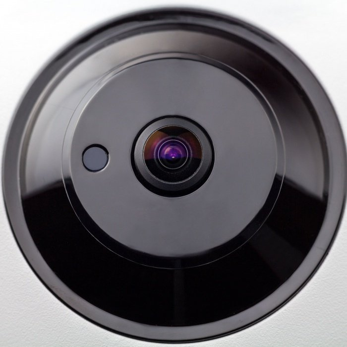 Panoramische WLAN IP fish-eye Kamera Secutek SLG-LMDES1200