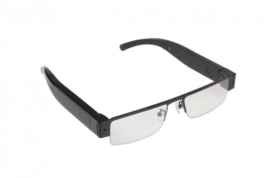 Spionagebrille mit WiFi Kamera Secutek SAH-IP60