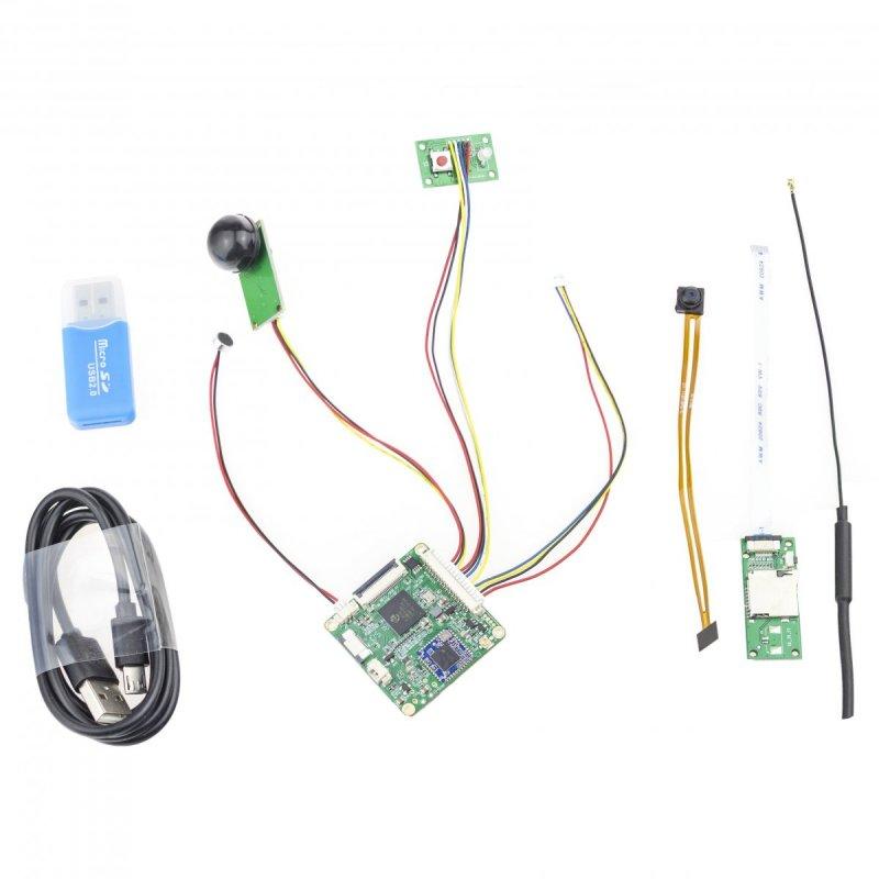 HD WiFi kamerový modul s pohybovým senzorom