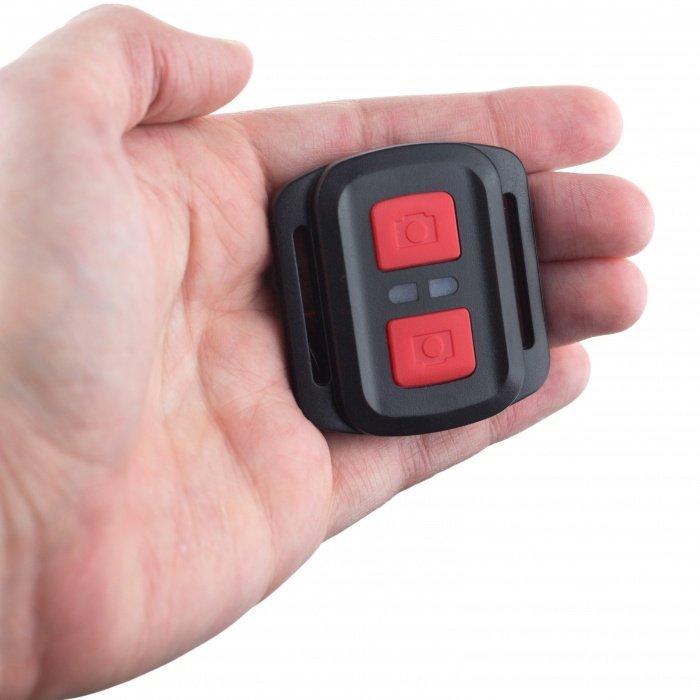 Dálkový kabelový ovladač pro Full HD kamerový systém do auta či motocyklu