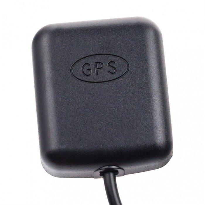 Külső GPS modul a Full HD kamerarendszerhez autóba vagy motorkerékpárra