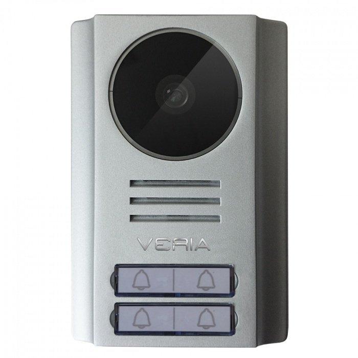 """Videotelefon Veria 7076B+229, 110°, DVR Funktion, 7"""" LCD, Nachsicht"""