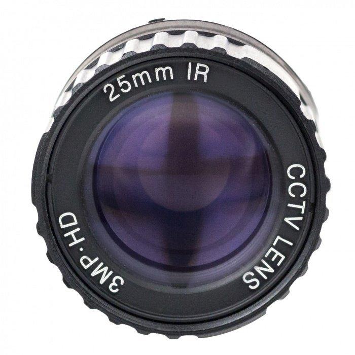 Externer Objektiv 25mm zur Kamera Zetta ZN62