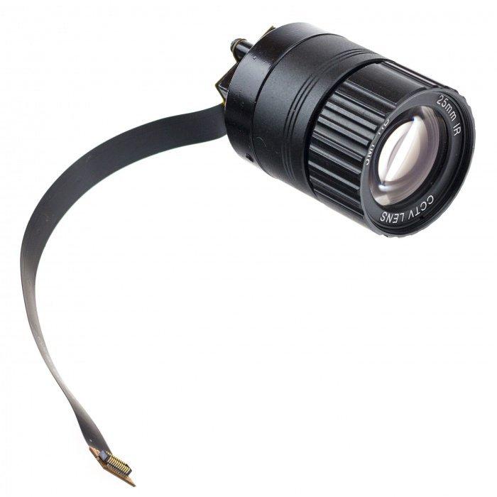Externí objektiv 25mm ke kameře Zetta ZN62